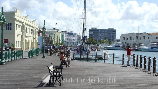 barbados bridgetown the wharf