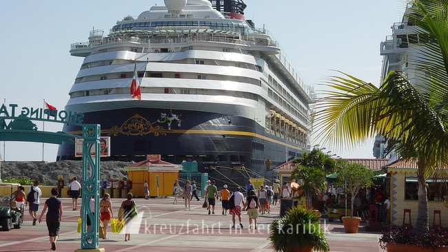 Die Disney Magic in Philipsburg