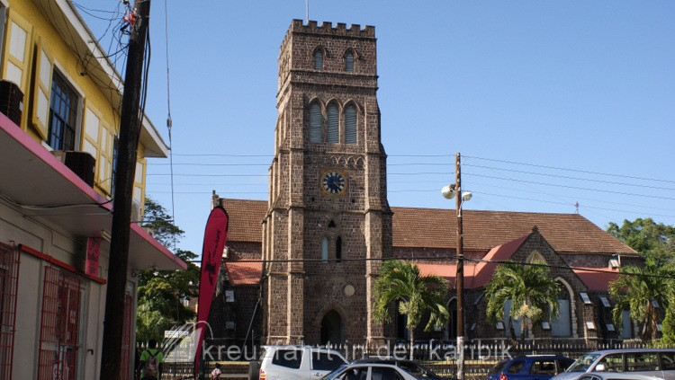 Basseterre – St. George's Anglican Church